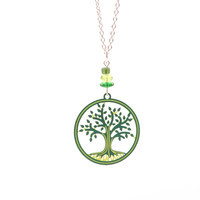 Sienna Sky Tree Of Life Necklace
