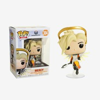 Funko Overwatch Pop! Games Mercy Vinyl Figure