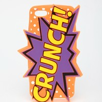Skinny Dip Exclusive CRUNCH! Silicone iPhone 5 Case