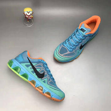 """""""NIKE"""" Fashion Casual Multicolor Breathable Unisex Air Cushion Sneakers Couple Running Shoes"""