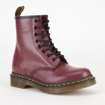 Dr. Martens 1460 Womens Boots Cherry Red  In Sizes