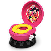 The First Years Disney Baby Mickey & Minnie 3-in-1 Potty System
