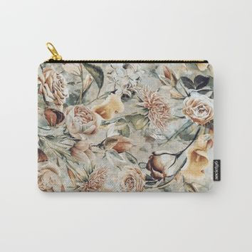 Autumn Dreams Carry-All Pouch by RIZA PEKER