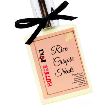 RICE CRISPIE TREATS Fragrance Oil Based Perfume 1oz
