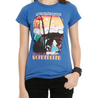 Disney Alice In Wonderland Get Lost Girls T-Shirt