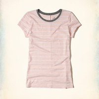 Girls Must-Have Crew T-Shirt | Girls New Arrivals | HollisterCo.com