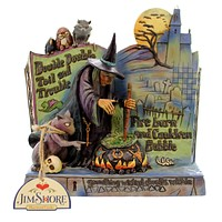 Jim Shore Curses! Halloween Figurine