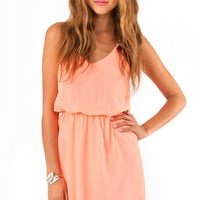Square One Tank Dress $28