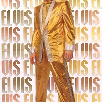 Elvis Presley Pure Gold Poster 24x36