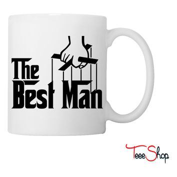 The Best Man Coffee & Tea Mug