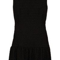 Chloé | Silk-blend jacquard dress | NET-A-PORTER.COM