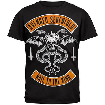 Avenged Sevenfold - Upside Down T-Shirt