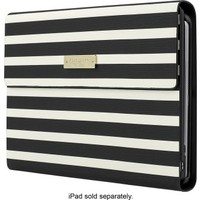 kate spade new york - Keyboard Folio Case for Apple® iPad® mini, iPad mini 2 and iPad mini 3 - Black/Cream