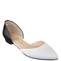 Ivanka Trump Luiz Open-Side Flats