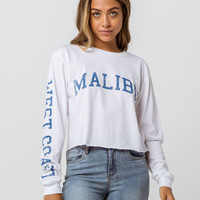FULL TILT Malibu Womens Crop Tee
