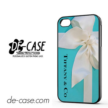 Tiffany Co DEAL-11233 Apple Phonecase Cover For Iphone 4 / Iphone 4S