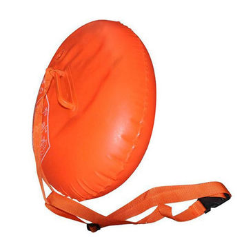 Sports Safety Swim Upset Inflated Buoy Flotation For Pool Open Water Sea