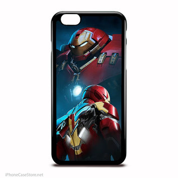 Hulkbuster Marvel Comics Characters Case For Iphone Case