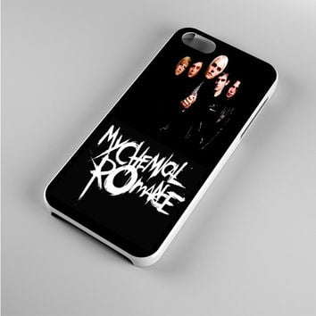 my chemical romance cover photos Iphone 5s Case