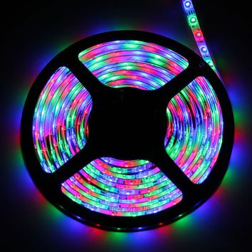 5M 3528 RGB 300 LED xmas party string lamp Waterproof led Strip lights
