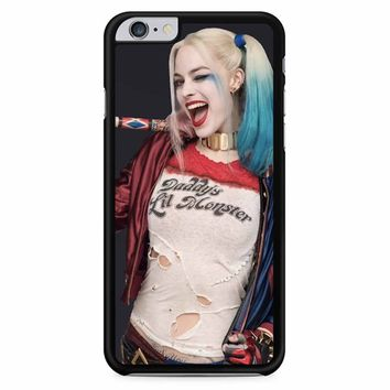 Harley Quinn Suicide Squad Beautiful iPhone 6 Plus / 6S Plus Case