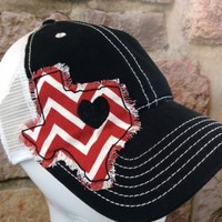 Texas Trucker Cap - HAT217TX