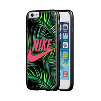 Nike Swoosh Tropical Protective Phone Case for iPhone 5/5s, iPhone 6/6s, & iPhone 6 Plus