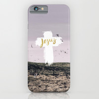 JESUS | EASTER | CROSS iPhone & iPod Case by Pocket Fuel