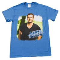 Blue - That's My Kind Of Night Tour Tee - Apparel