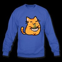 Ramen Cat Crewneck Sweater