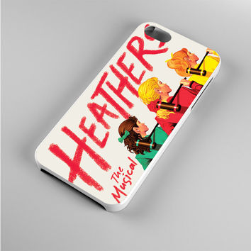 HEATHERS BROADWAY MUSICAL ART Iphone 5s Case