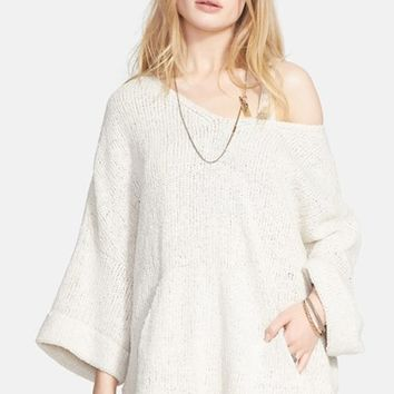 Women's Free People 'You Found Me' Sweater Knit Tunic,
