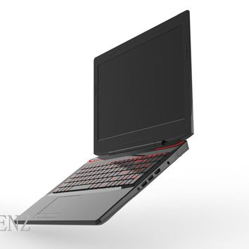 ENZ  15.6 inche I7-7700HQ gaming notebooks Computer GTX1060 6G independent display 8G RAM 32G SSD 500GB HDD laptop free shipping