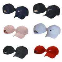 Nike Hook Embroidered Unisex Baseball Outdoor Cap Hats