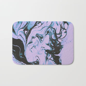 Unrequited Bath Mat by duckyb