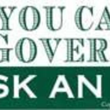 Sure You Can Trust The Government...