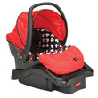 Cosco Light 'N Comfy Luxe Infant Car Seat (Mickey Silhouette) IC233CLV