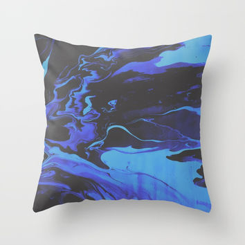 Things aint like they used to be Throw Pillow by DuckyB