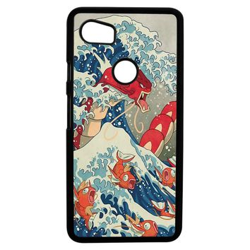 The Great Wave Off Kanto 2 Google Pixel 2XL Case