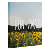 Chelsea Victoria Run Away Art Canvas