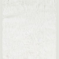 White Faux Sheepskin College Dorm Rug - Decorative College Fur Rug Dorm Carpeting