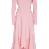Long Sleeve Day Dress | Moda Operandi