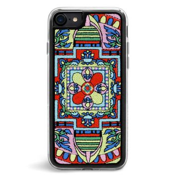 Mandala Embroidered iPhone 7/8 Case