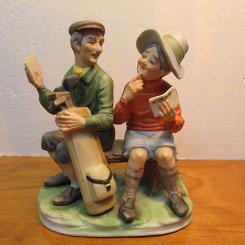 VINTAGE LEFTON EXCLUSIVES LARGE FIGURINE MADE IN JAPAN # 7269