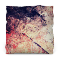 The Revision Throw Pillow