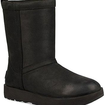 UGG Women's Classic Short Leather Waterproof Boot  UGG Boots