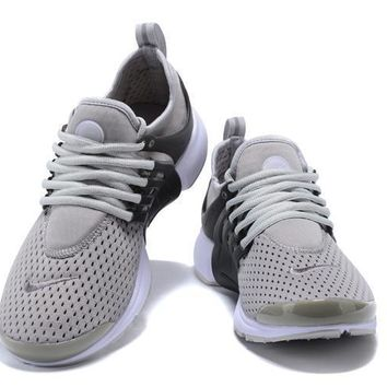 Nike Air Presto mesh men and women Gym shoes-4