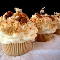 Apple Crunch Soy Cupcake Candle