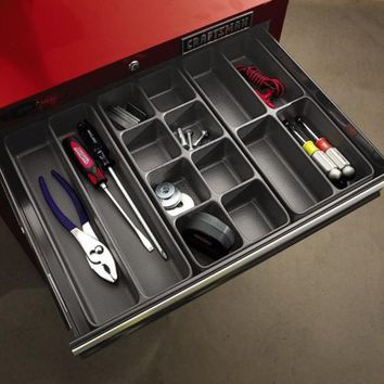 Craftsman Tool Box Organizer Shelf Drawer Divider Wrench Screwdriver Tray Holder