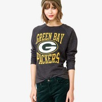 Green Bay Packers Logo Pullover